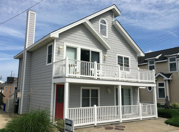 1st floor Stone Harbor apartment