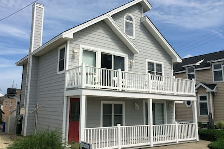 2nd floor Stone Harbor apartment - Stone Harbor - House