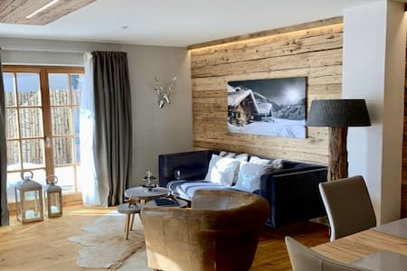 Panorama Chalet no. 7 in Mittersill with Ski Storage