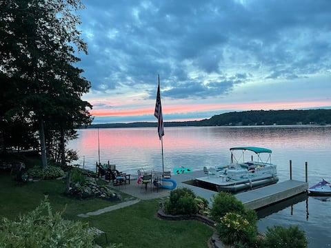 Reed's Landing - East Shore, Lake Bonaparte