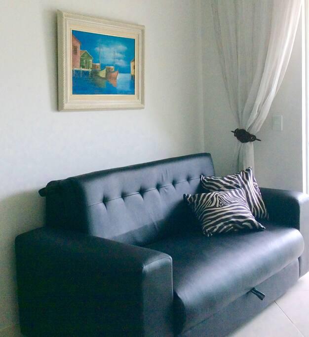 Sofá cama sala