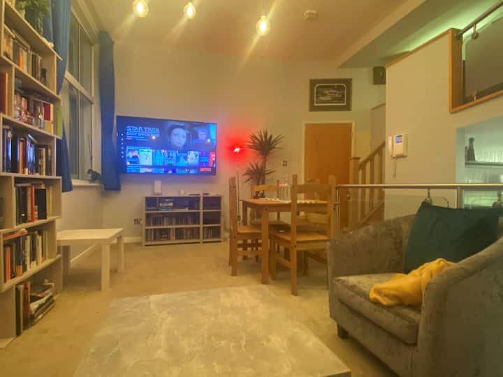 Amazing Penthouse VERY centre Manchester! Sleeps 2