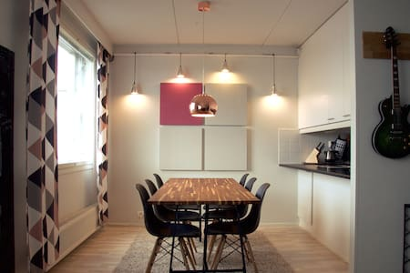 Scandinavian penthouse near center - Apartmen