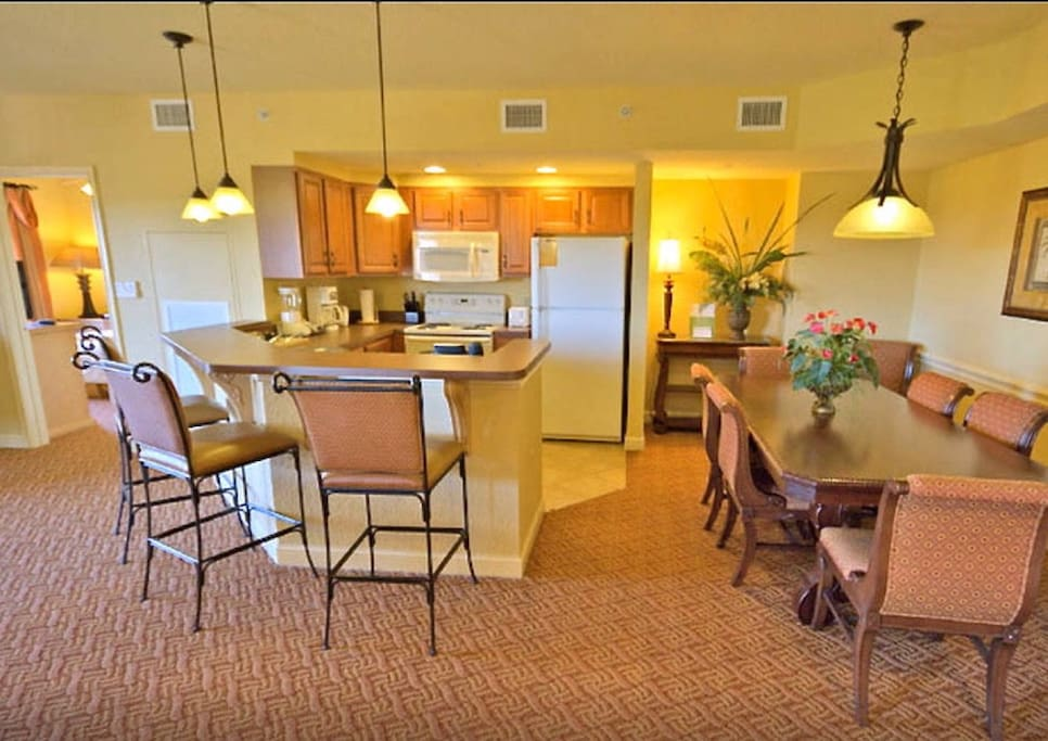 Wyndham Bonnet Creek Dlx 2 Bedroom In Orlando Florida United States