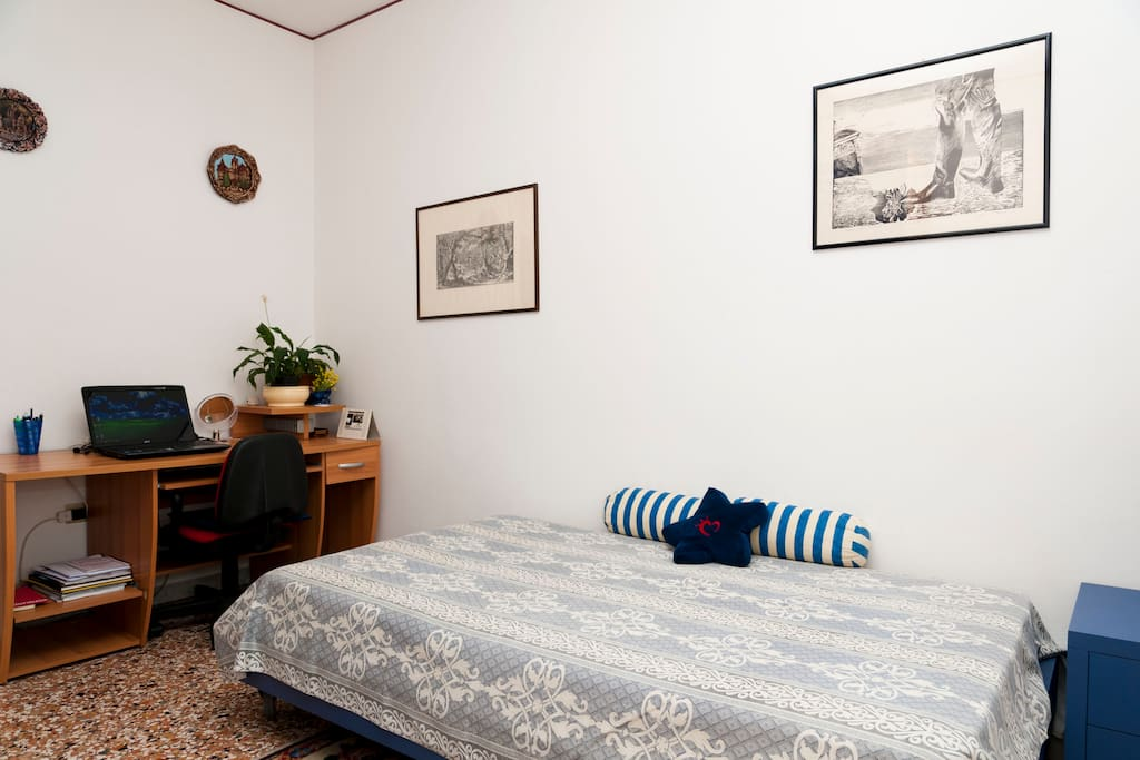 stanza per ospite