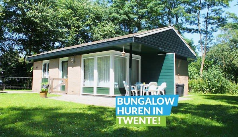 Bungalow huren in Twente