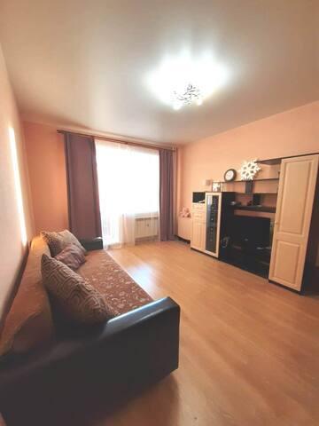 Уютная квартира напротив Клиники Мешалкина