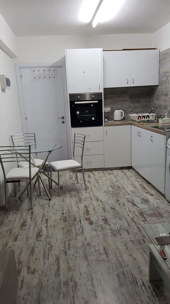 Central 1 bedroom apartment, sea view Ayia Napa