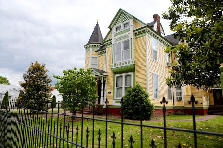 The Historic Wallace House 200 Lower Art District - Paducah - Apartemen