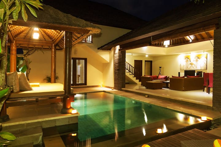 1 Bedroom Cangu (9) - North Kuta - Villa