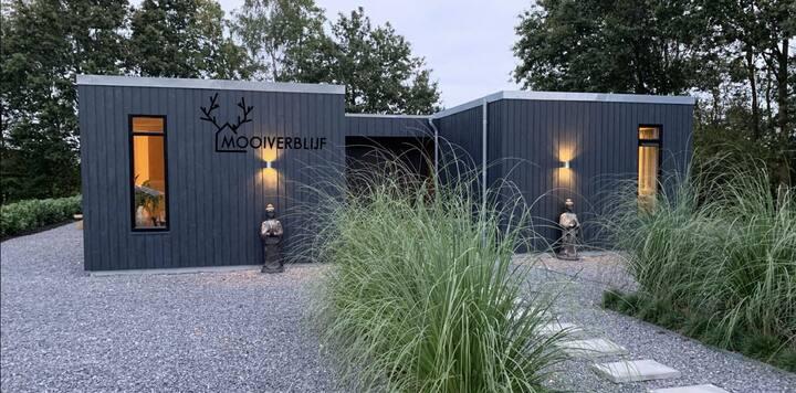 Vakantiehuis Mooiverblijf in Friesland