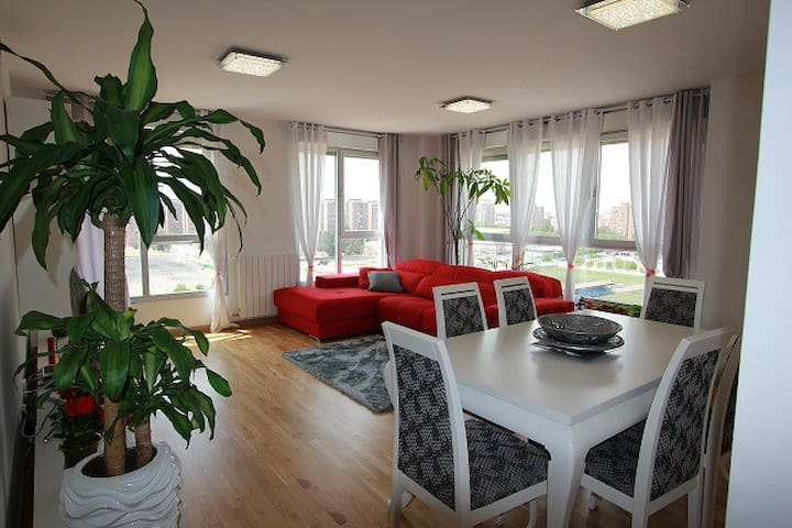 Nice flat near City of Arts - València - Daire