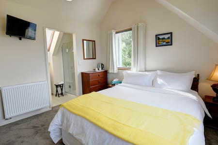 Suite with lake and mountain view - Queenstown - Bed & Breakfast