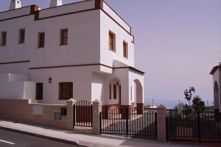 Cosy Villa Hillside village Almeria - Enix