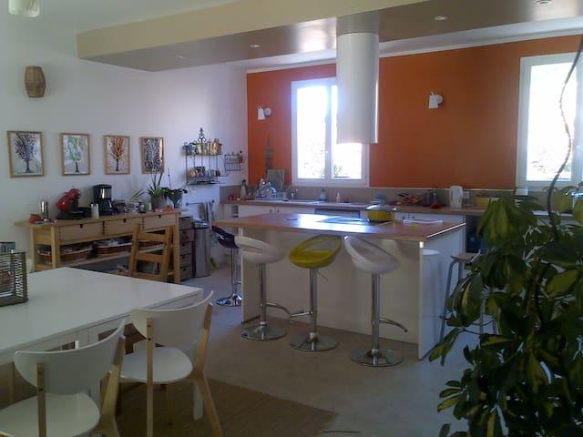 Loft 200 m2,  au cœur de la Provence verte - Méounes-lès-Montrieux - House