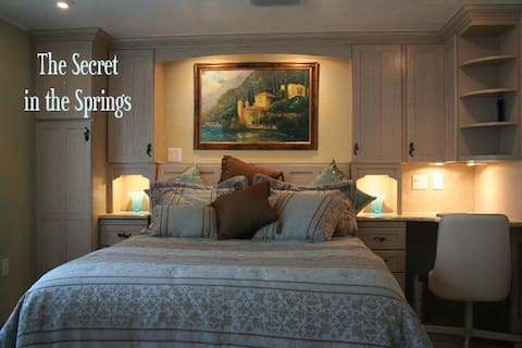 The Secret in the Springs Hideaway
