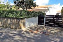 Entrance|street view