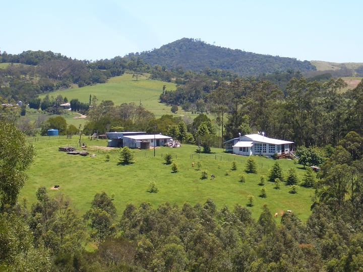 Silky Oaks Farm Stay Eungella Qld