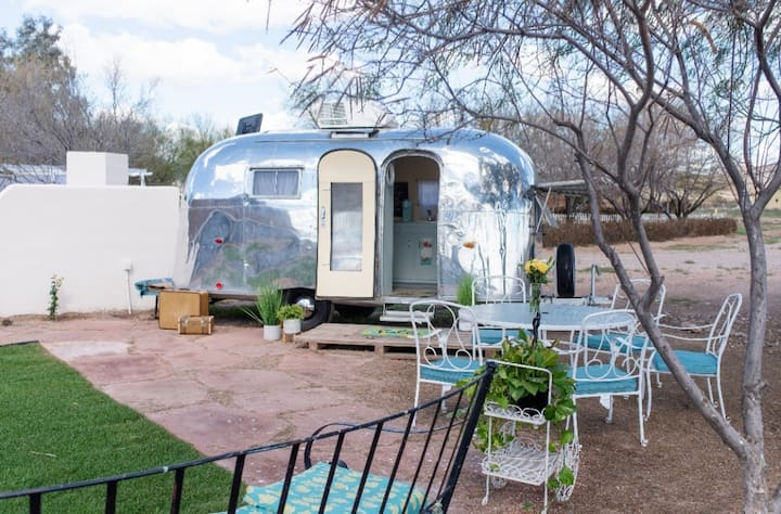 Airstream at the Ranch