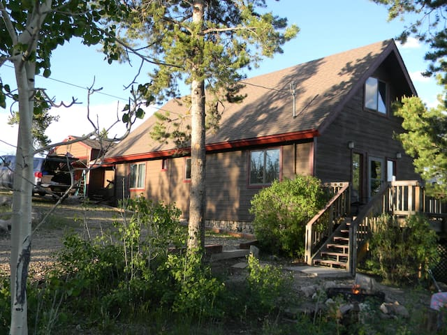 Grand View Cabin with views of lake - Grand Lake - Ev