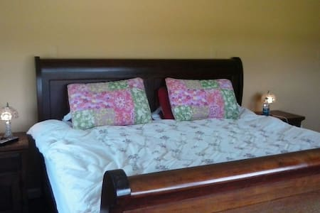 King Room with bath - Madison Heights