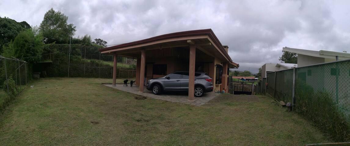 CORONADO COUNTRYSIDE HOUSE
