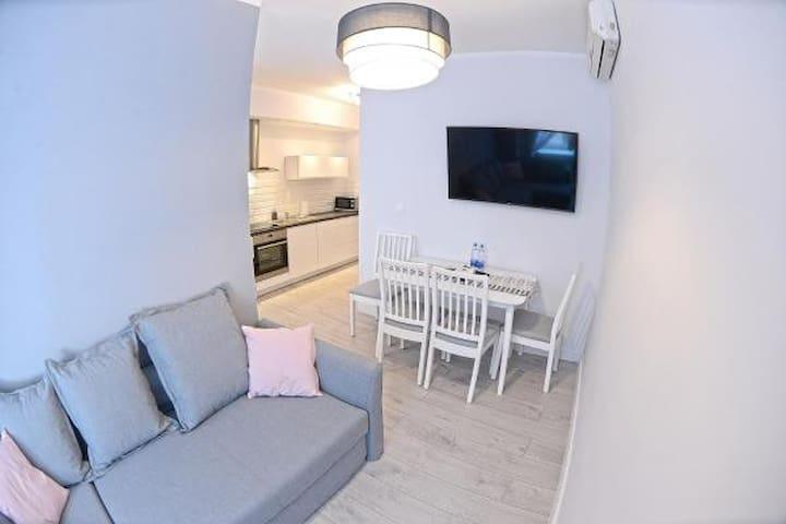 Apartamenty Zamkowa, Apartament typu standard 3