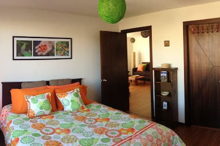 Awesome, spacious apartment La Floresta, Quito - Quito