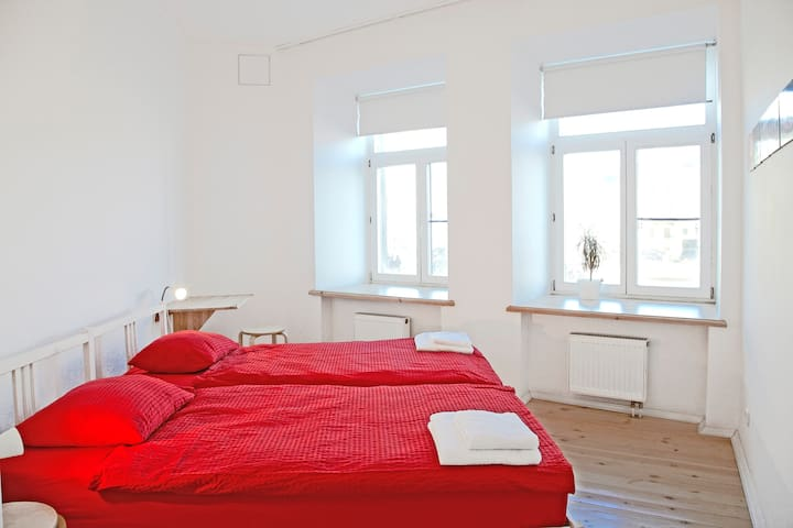 Swiss hospitality - Twin room