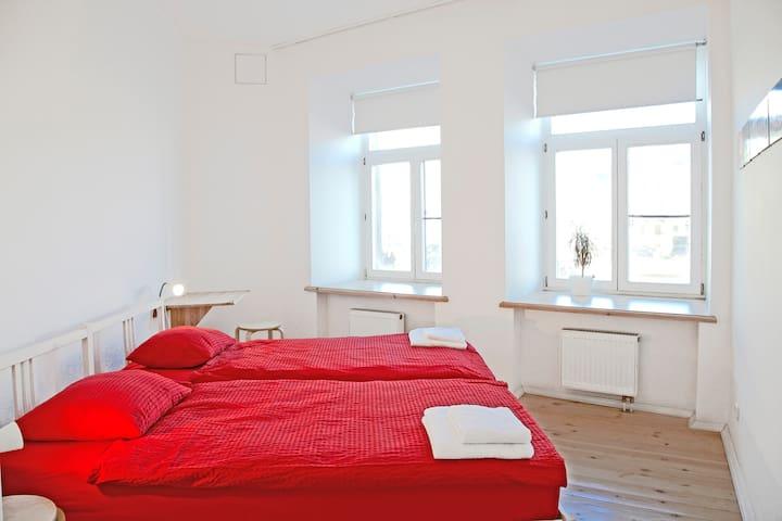 Schweizer B&B - Zweier-Zimmer