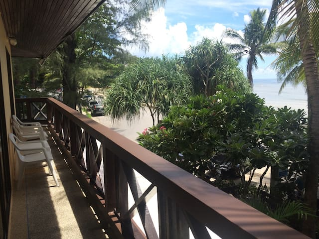 Beachfront 5meter Seaview A - Phuket - Pis