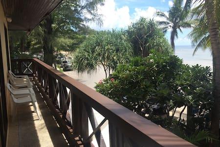 Beachfront 5meter Seaview A - Phuket