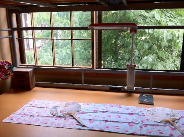 Tokyoasakusa.akihabara.30min.和室書道武道