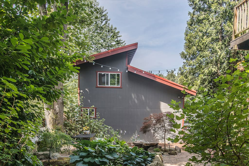 custom built home by owner.