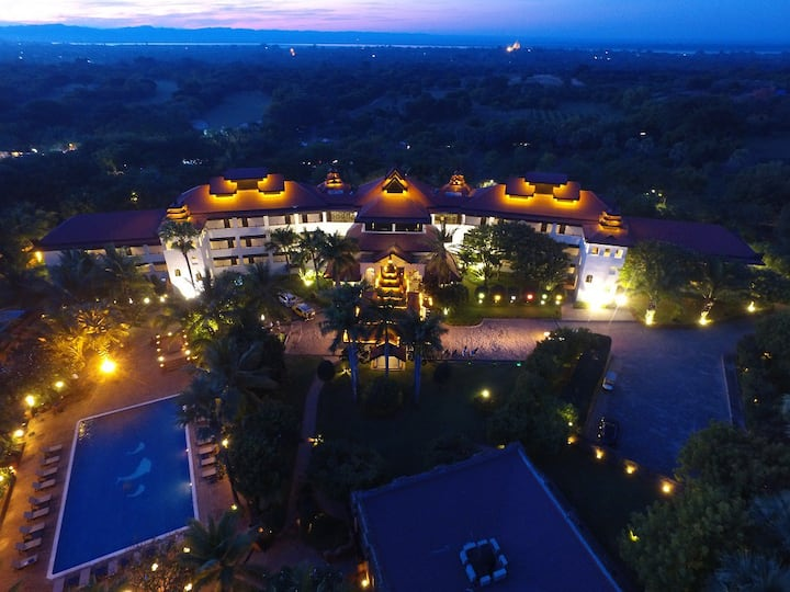 Amazing Bagan Resort