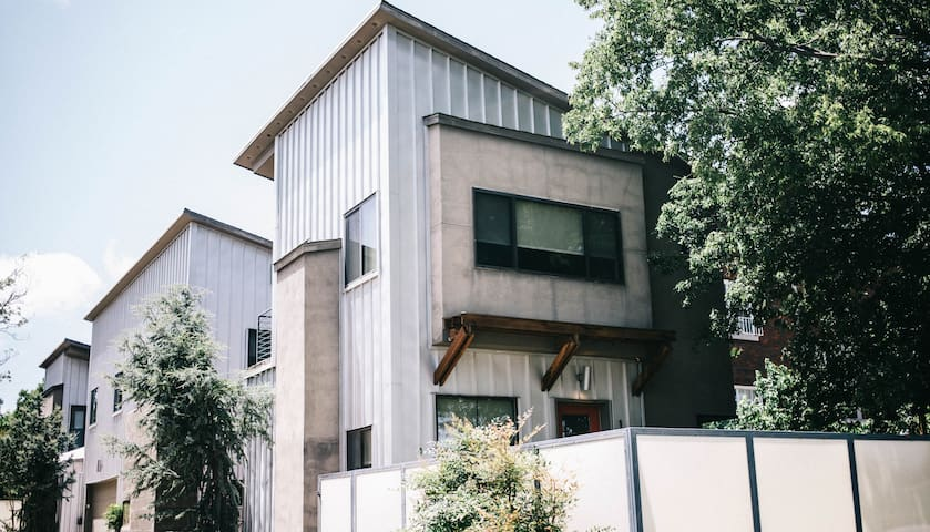 Modern loft - Cherry Street - Tulsa
