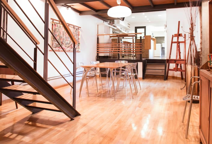 Trendy Loft in San Telmo - Capital federal - Loft