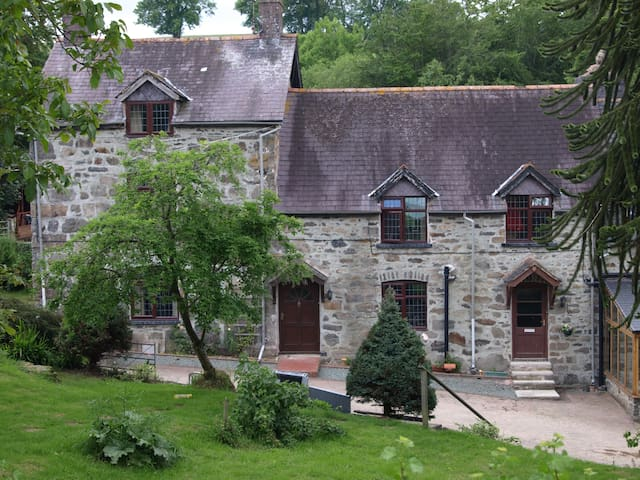 Rhiwlas Farm B&B,Lake Vyrnwy,Mid Wales,Single room