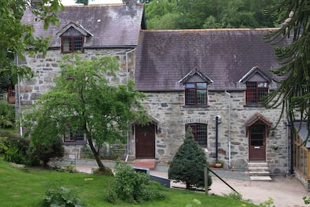 Rhiwlas Farm B&B,Lake Vyrnwy,Mid Wales,King room