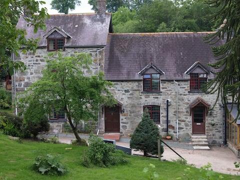 Rhiwlas Farm B&B,Lake Vyrnwy,Mid Wales,King room