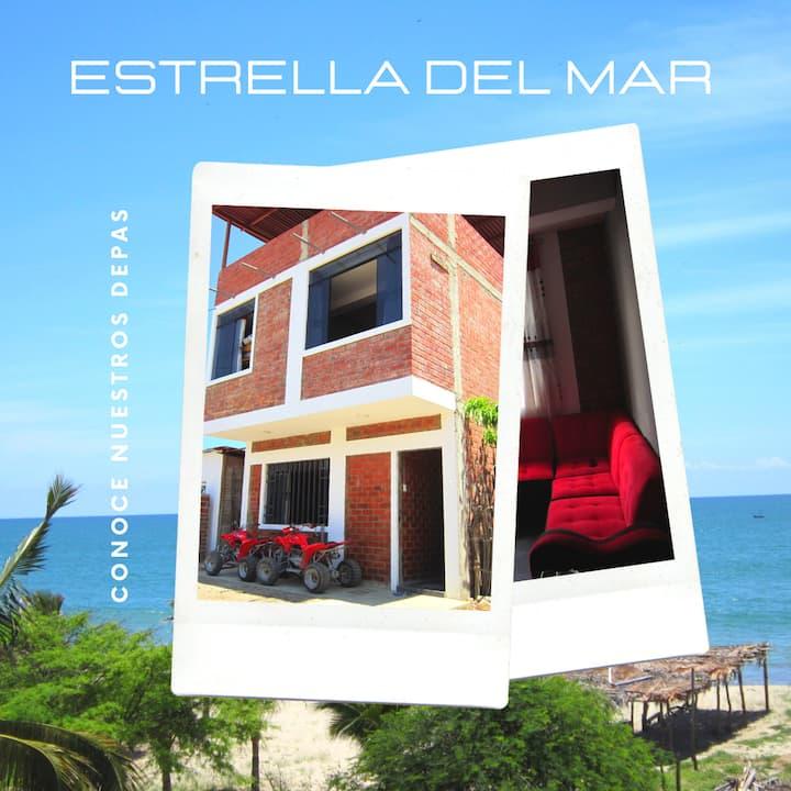 Estrella del Mar - Departamentos de Playa Zorritos