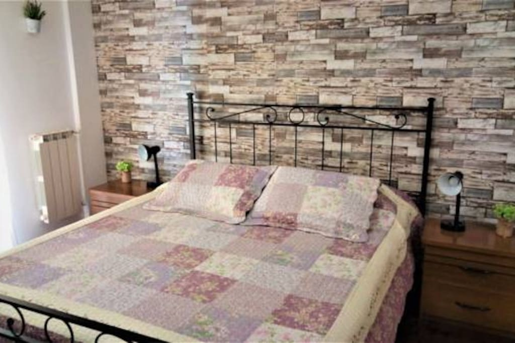 Romantic Double Room / Camera da Letto Matrimoniale Romantica