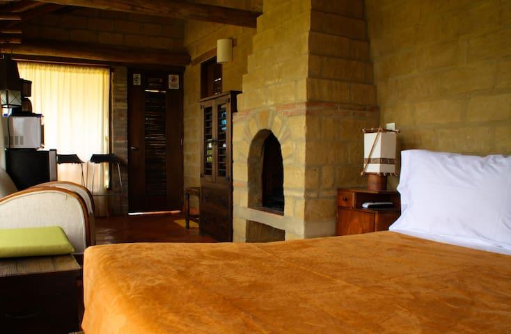 La Leyenda Apartamento Brisa - Villa de Leyva - Huoneisto