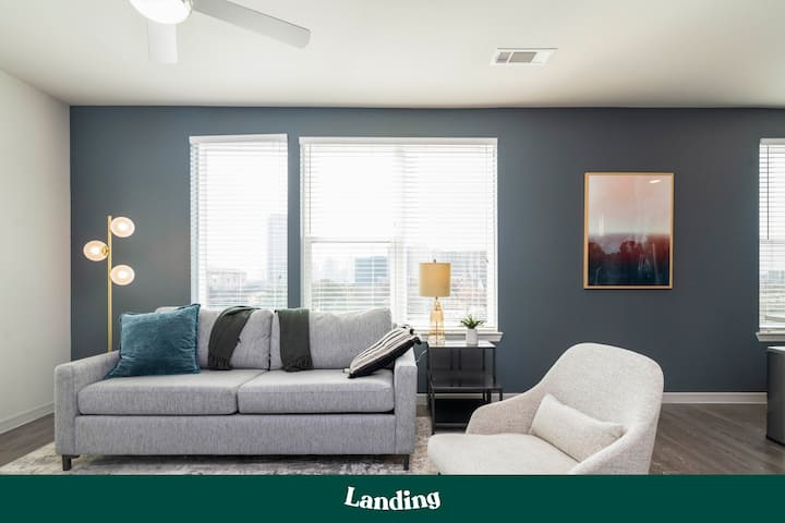 Landing | Modern Apartment with Amazing Amenities (ID2104)