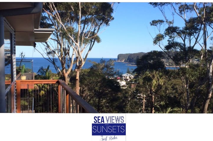 North Avoca House -  'SeaViews'nSunsets'