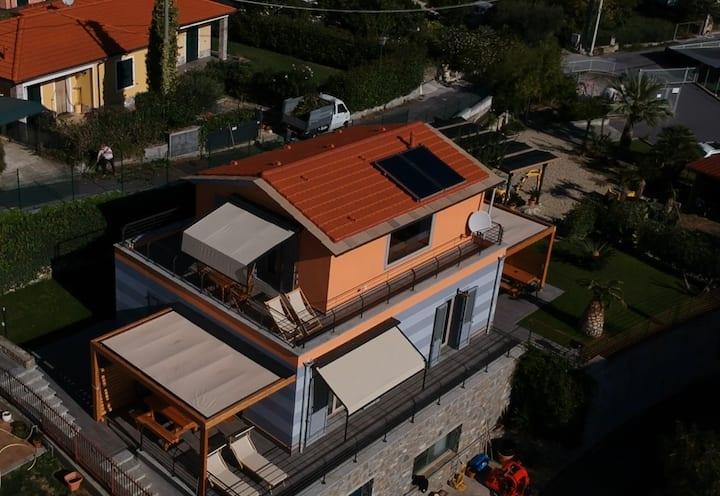 Villa Costa Giallo