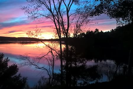 Gorgeous Views of Teal Lake! - Rest, Relax, Renew