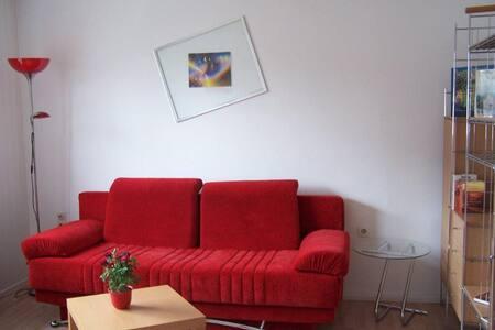 Gemütliche Wohnung am Dorfrand - Klettgau - アパート