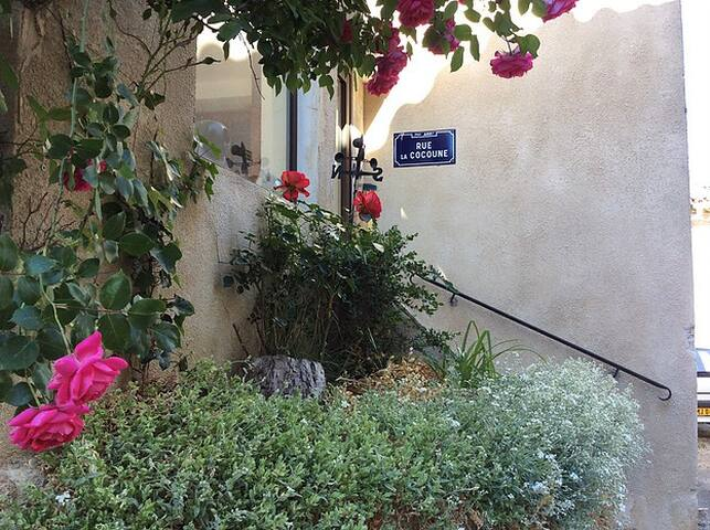 Provence Gîte le nid 2 personnes (2/4 pers.)
