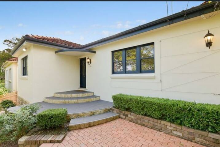 Chatswood House perfect for group组团家庭游悉尼好去处-友善双语房东